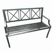 Steel Park Bench from China (mainland)