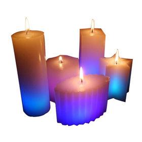 China LED candles