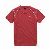 Men's T-shirts from China (mainland)