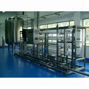 ISO-certified Well Water Treatment Plant from China (mainland)