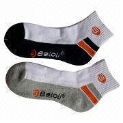 Badminton Socks from China (mainland)