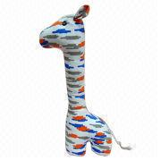 Stuffed giraffe toy from China (mainland)