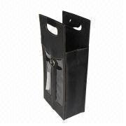 Leather wine gift bags from China (mainland)