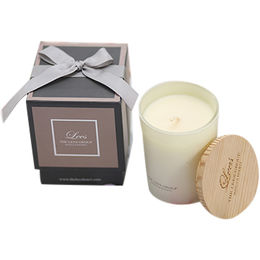 Square wax scented candle from China (mainland)