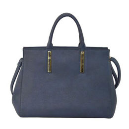 Fashion Ladies Designer Blue Color Handbag from China (mainland)