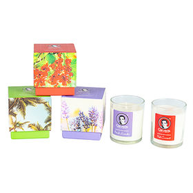 Soy Wax Candles Manufacturer