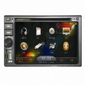 Universal 2DIN Car DVD Player from China (mainland)