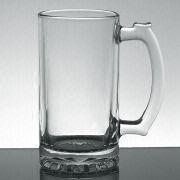 Glass beer mug from China (mainland)