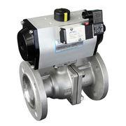 Pneumatic actuator industrial valve from China (mainland)