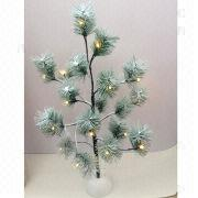 20L LED Pine Needle Tree Light from China (mainland)