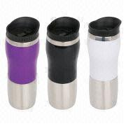 Double wall stainless steel travel mugs from China (mainland)