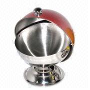 Metal Sugar Bowl from Hong Kong SAR