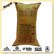 China AAR verified High Burst Pressure dunnage bag for container using