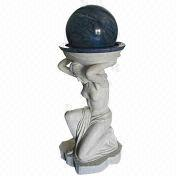 Garden White Marble Figure Fountain from China (mainland)