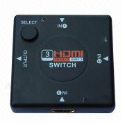 HDMI switches from China (mainland)