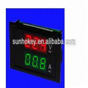 Wholesale Dual Led Digital Ac80-300v Voltmeter Ammeter Voltage Amps Meter, Dual Led Digital Ac80-300v Voltmeter Ammeter Voltage Amps Meter Wholesalers