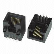 RJ45 Connectors from China (mainland)