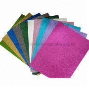 Assorted glitter EVA foam sheet from China (mainland)