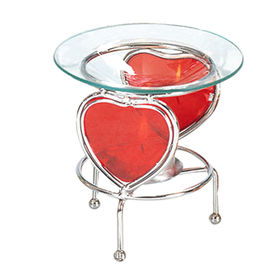 Heart-shaped Oil Burner Manufacturer