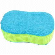 Microfiber chenille sponge from China (mainland)