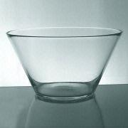 Big glass salad bowl from China (mainland)
