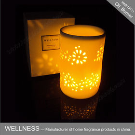 Home decoration ceramic oil burner Manufacturer