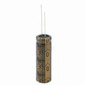 RXB Series Aluminum Electrolytic Capacitor from Taiwan