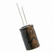 RXC Series Aluminum Electrolytic Capacitor from Taiwan