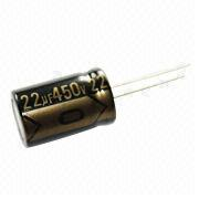 Taiwan FRA Aluminum Electrolytic Capacitor for Household Electrical Equipment Capacitor Manufacturer