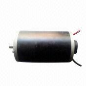 90mm 50 to 200W Torque permanent magnet 24V DC motor from China (mainland)