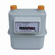 PG Wireless Diaphragm Gas Meter from China (mainland)
