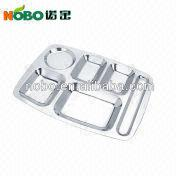 Wholesale Stainless steel fast food tray/mess tray -Size:35, Stainless steel fast food tray/mess tray -Size:35 Wholesalers