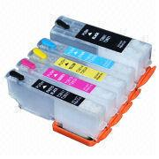 Compatible Refillable Ink Cartridge from China (mainland)