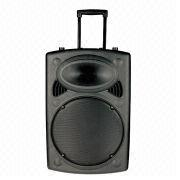 12-inch Active Trolley Stage Speakers from China (mainland)