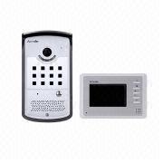 Video door-phone set from China (mainland)