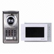 7-inch Video Door Phone Set from China (mainland)
