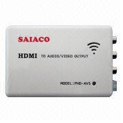 HDMI A/V Hub from Taiwan