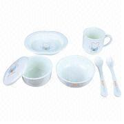 Baby table ware from South Korea