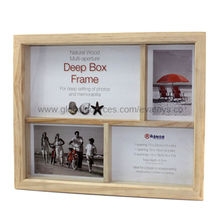 Large nice wooden photo frame picture album from China (mainland)
