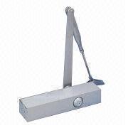 Overhead door closer, adjustable force from Door & Window Hardware Co
