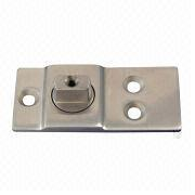 Stainless steel floor pivot with bearing from Door & Window Hardware Co