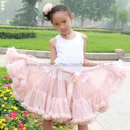 Girl's skirt from China (mainland)