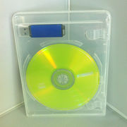 USB+CD PP case from China (mainland)