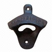 Cast iron bottle openers from China (mainland)