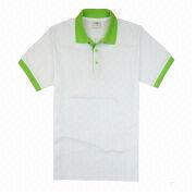 Men's Golf Polo Shirts from China (mainland)
