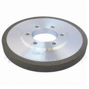 Abrasive grinding wheels from China (mainland)