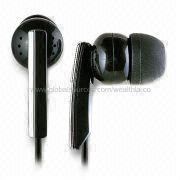 In-ear Earbuds with 10mm Speakers from Wealthland (Audio) Limited