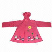 Kid's Rainwear from China (mainland)
