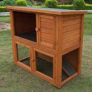 Wooden Rabbit Hutch from China (mainland)
