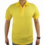 Polo t-shirt from China (mainland)